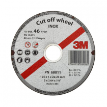 3m inox cut off wheels